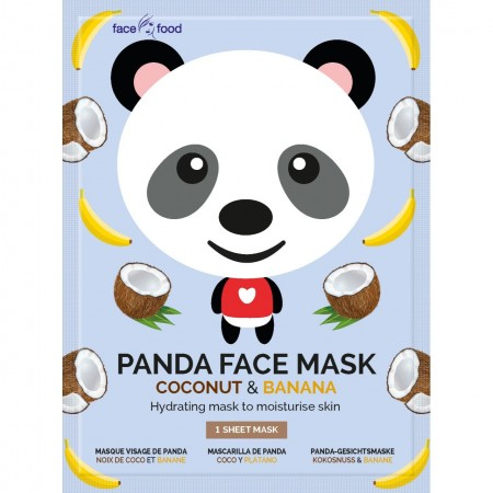 Mascarilla Face Food Panda...