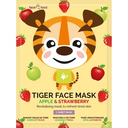 Mascarilla Face Food Tiger...