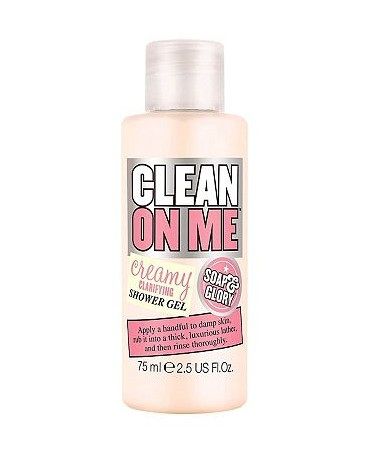 Soap & Glory Clean On Me...
