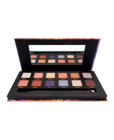 Paleta de sombras Enchanted W7